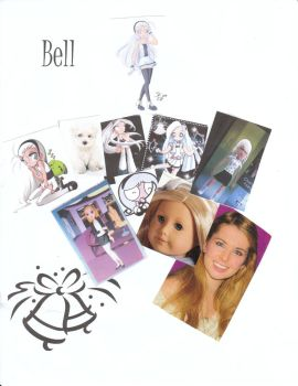 Bell Collage by LilyBlossom24