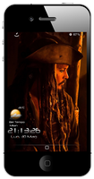 Jack Sparrow by poetic24