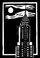 Based on Chrysler Building, NY by creativemee