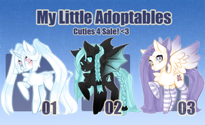 My Little Adoptables [CLOSED] by Narrowed