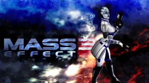 Mass Effect 3: The Broker by DustyBoyT