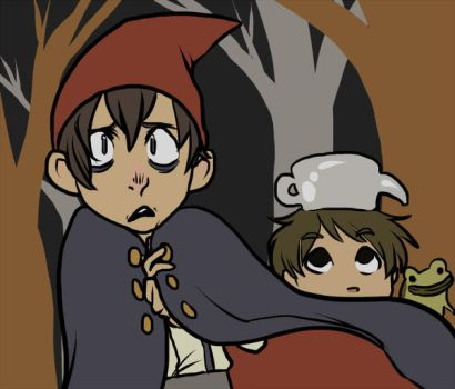 Over the Garden Wall by PantryMoth