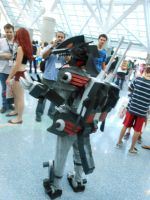 Lightning Saix at Anime Expo 2013 5 by MidnightLiger0