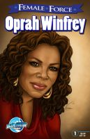 Oprah Female Force cover by VinRoc