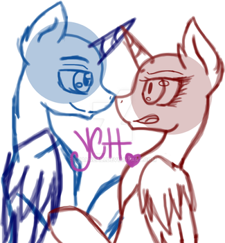 YCH: Your Character Here! (OPEN) (Update) by LyahReali