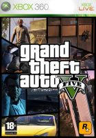 GTA V Custom DVD Cover (Xbox 360) by TanzimAhmedS