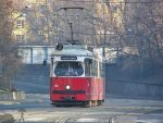 E1 tram in Miskolc on 2008 -1 by morpheus880223