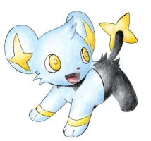 Shinx by Tyltalis