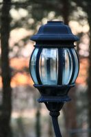 Lamppost by TheMarchStudios