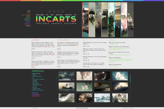 Website Creation by incArts