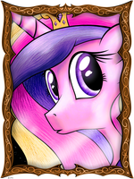 Cadence Portrait by flamevulture17