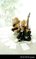 Vocaloid - Rehearsal by soulCerulean