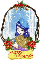 Merry Christmas by LynMimiChan