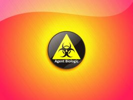 Agent Biologic Orange  V1.1 by Chico47