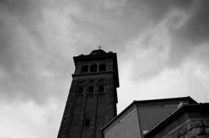 Church tower by jay-gee-photographer