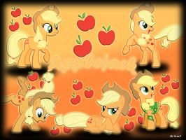 Applejack by KyssS90