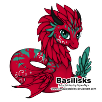 WishmasterAlchemist: Bailey by AmaDoptables