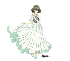 Flowing Skirt Kaede by sugarnhoney