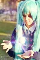 Miku Magical Girl by TheBlestSlumbergold