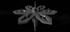 Space Station Arx by Advoma