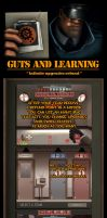 Guts and Learning: Infinite Upgrades Refund by Menaria