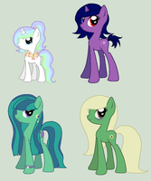 Customs - Batch 1 by sararini