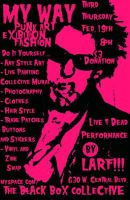 Punk Art + Fashion Show Flyer by SSavannah