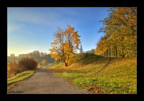 Autumn in Narva by deftoettan