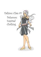 Fashion Prompt: Pokemon Inspired Clothing by SnowAngelRika