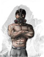 Bane character concept by FelFortune