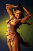 Queen of the Scorpions 006 by marshon