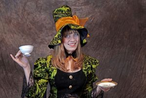 Mad Hatter 5 by Digimaree