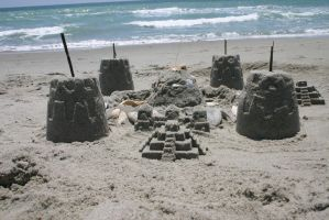 Sand Castle 0001 by poeticthnkr