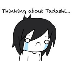 Thinking about Tadashi... by Starry-Bat1