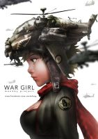 WAR GIRL by SantaFung
