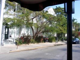 Key West town streets by DreamsWithinMe