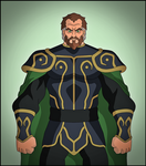 Ra's al Ghul by DraganD