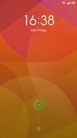 Mi4 V5 Lockscreen by NisseCool