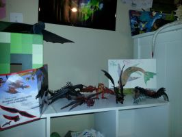 My dragon collection 2 by CookieDashz