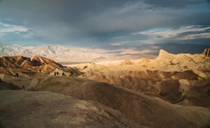 Zabriskie Point by MirMidPhotos
