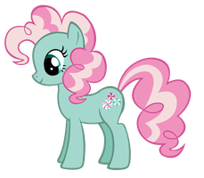 Minty Pie vector by Durpy
