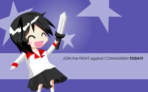 Join the Fight by asianpride7625