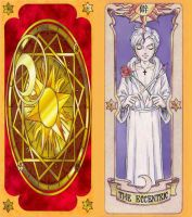 The Eccentric Clow Card by ched101287