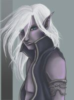 Drow Rogue - Xil by higheternity