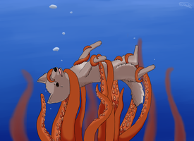 TENTACLES by InuKii