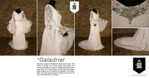 The Lord of the Rings - Galadriel by TheKingsThread