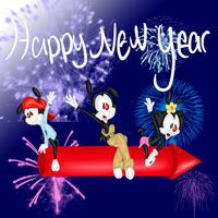 Happy New Year by to-lazy-for-username