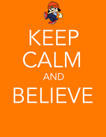 Keep Calm Parody: PaRappa by LittleMissAly
