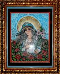 Blessed Mother by spacecityrollergirl