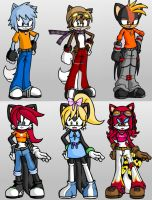 Dollmaker Team Dogstar by colley